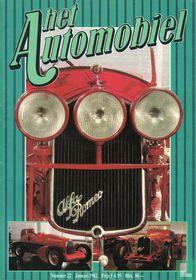 Jaargang Het Automobiel 1982