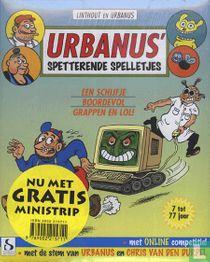 Urbanus' spetterende spelletjes