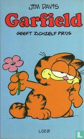 Garfield geeft zichzelf prijs