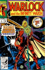 Warlock and the Infinity Watch 1