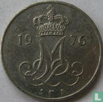 Denemarken 10 øre 1976
