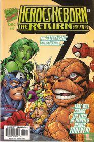 Heroes Reborn: The Return 4