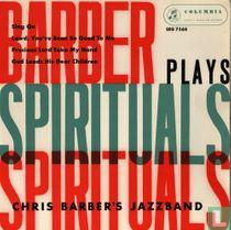 Barber Plays Spirituals