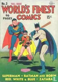 World's Finest Comics 3