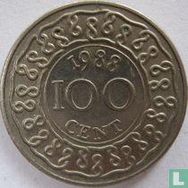 Suriname 100 cents 1988 kopen