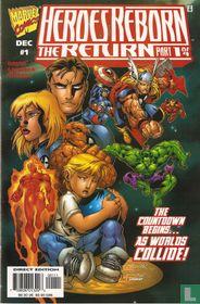 Heroes Reborn: The Return 1