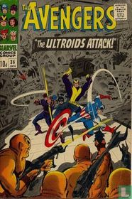 The Ultroids Attack!