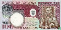 Angola 100 Escudos 1973