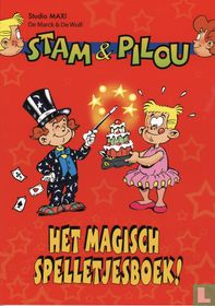 Het magisch spelletjesboek!
