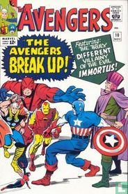 The Avengers Break Up!