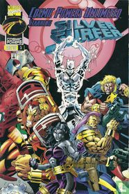 """Cosmic Powers Unlimited, starring """"The Silver Surfer"""""""