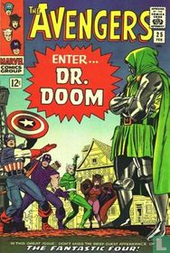 Enter...Dr. Doom!