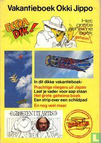 Vakantieboek Okki Jippo 1979