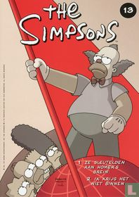 Ze sleutelden aan Homer's brein! + Ik krijg het niet binnen