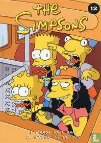 Marge valt aan! + Spring uit de bus!