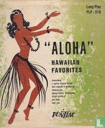 Aloha - Hawaiian Favorites