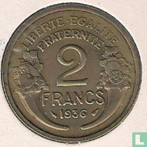 Frankrijk 2 francs 1936