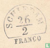 Schiedam & 's-Gravenhage - Sdm Halfrond/franco (30)