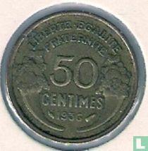 Frankrijk 50 centimes 1936