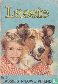Lassie's nieuwe vriend