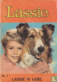 Lassie is ijdel