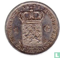 Netherlands 1 gulden 1821