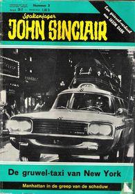 John Sinclair tijdschriftencatalogus