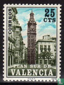 Plan sur de Valencia