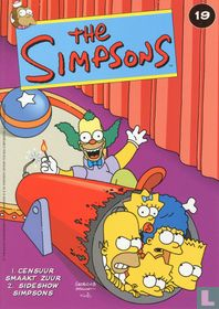 Censuur smaakt zuur + Sideshow Simpsons
