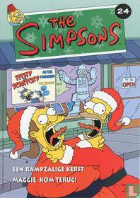 Een rampzalige kerst + Maggie, kom terug!