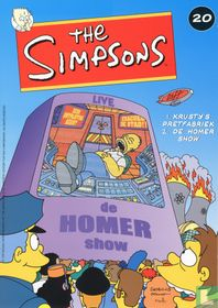 Krusty's pretfabriek + De Homer show