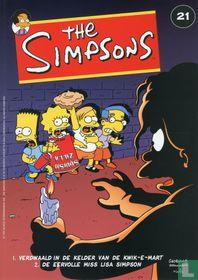 Verdwaald in de kelder van de Kwik-E-Mart + De eervolle Miss Lisa Simpson