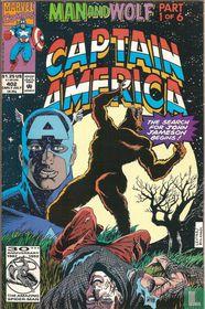 Captain America 402