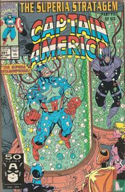 Captain America 391