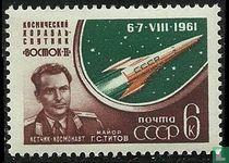 Titov en Vostok II