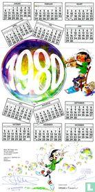 Blaas 366 dagen lang aan de mooiste en kleurrijkste zeepbel uit uw leven