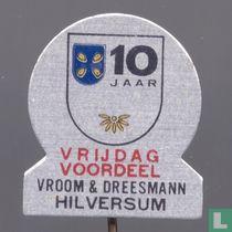 10 Jaar Vrijdag Voordeel Vroom & Dreesmann Hilversum