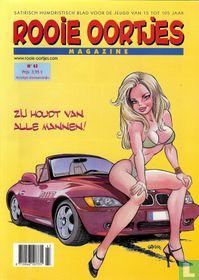 Rooie oortjes magazine 43