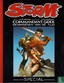 Commandant Grek - Special
