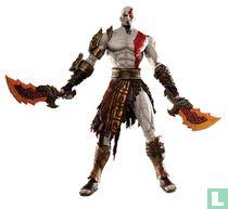 "God of War Kratos Golden Fleece 7 \""Action Figure"