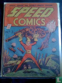 Speed Comics 3