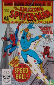 The Amazing Spider-Man Annual 22