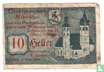 Kitzbuhel 10 Heller 1919