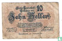 Tirol 10 Heller 1919