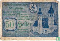 Kitzbuhel 50 Heller 1919