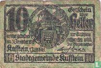 Kufstein 10 Heller 1919