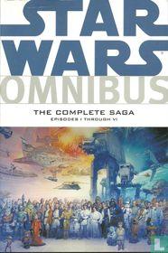 The Complete Saga - Episode I Through VI