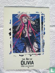 Olivia, The Art of