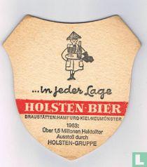 ...in jeder Lage Holsten-Bier