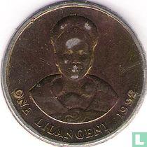 Swaziland 1 lilangeni 1992